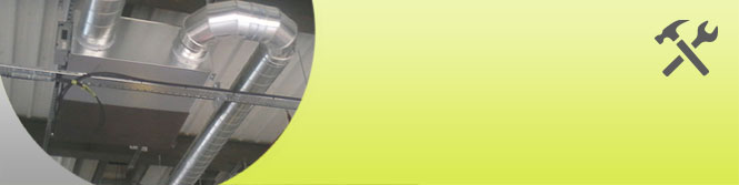 Design, Manufacture & Installation of all Ductwork
