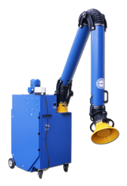 Rollout Mobile Cartridge Filter