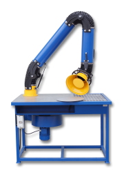 S-1000 Welding Table with Extraction